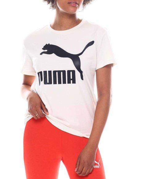 Puma - Classics Logo S/S Tee