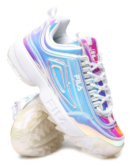 Fila - Disruptor II Iridescent Sneakers