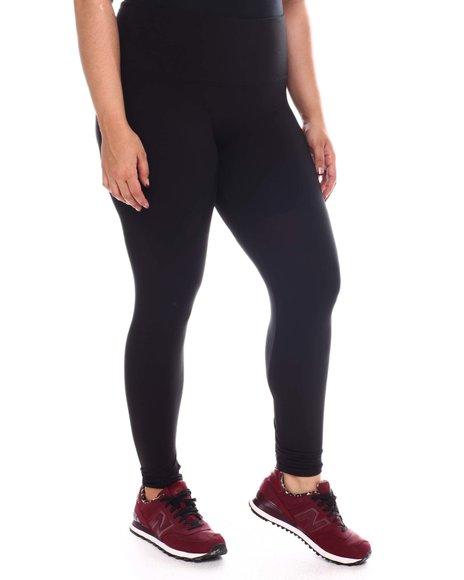 Fashion Lab - Plus  Basic On Yummy Leggings