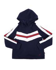 Sizes 4-6x - Kids - Taped Sleeve Hoodie (4-6X)-2570727