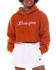 Athleisure - Rw Cropped  Hood-2575647