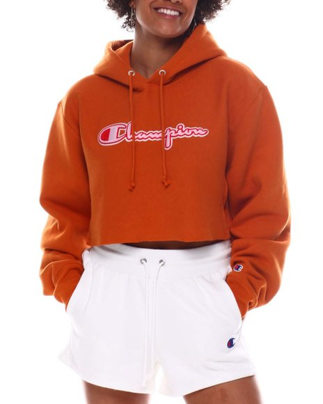 Champion - Rw Cropped  Hood