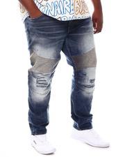 Jordan Craig - Moto Knee Denim Jeans (B&T)-2573948