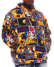 Born Fly - Spawn Fleece Hoodie (B&T)-2565470