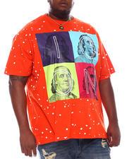 Buyers Picks - Benjamin Icon Paint Splatter T-Shirt (B&T)-2571623