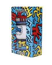 Keith Haring - 3Pk Crew Socks Gift Box Set-2568721