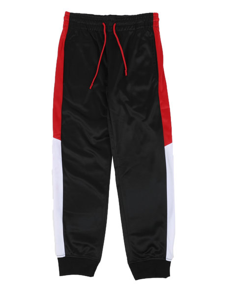 Arcade Styles - Color Block Tricot Joggers (8-16)