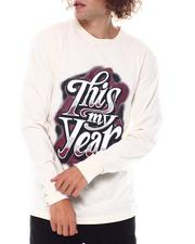 OUTRANK - This My Year LS tee-2576496