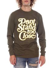OUTRANK - Dont Stand Too Close Ls Tee-2576475