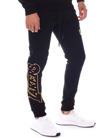 Pro Standard - LOS ANGELES LAKERS LA LOGO JOGGER