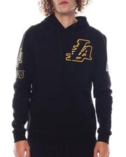 Fall-Winter - LOS ANGELES LAKERS LA LOGO HOODY-2576809