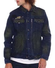 Outerwear - OUTDOORS DENIM JACKET-2577293