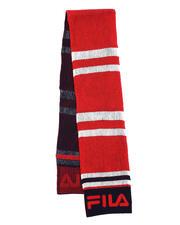 Men - Knit Scarf W/ Stripes-2571738
