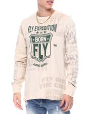 Born Fly - SUMMER CAMP LS TEE-2577515