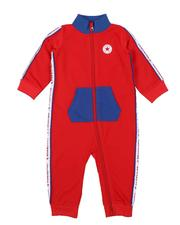 One Pieces - Chuck Tricot Zip Coverall (Infant)-2575289