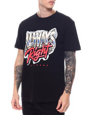 OUTRANK - Always Right Tee-2577353