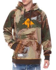The Camper - DESERT CAMO PULL OVER HOODIE-2577370