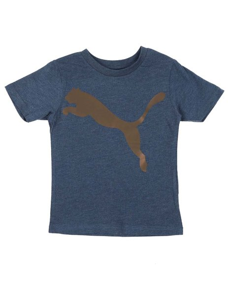 Puma - Speed Pack Big Cat Graphic Tee (4-7)