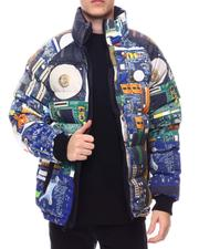 Men - Motherboard Puffer Jacket-2577420