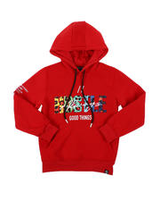 SWITCH - Hustle Pullover Hoodie (8-20)-2574650