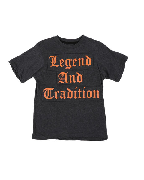 Arcade Styles - Legend And Tradition Tee (8-20)