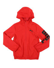 Puma - Zip Up Windbreaker Jacket (8-20)-2575617