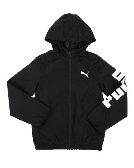 Puma - Zip Up Windbreaker Jacket (8-20)
