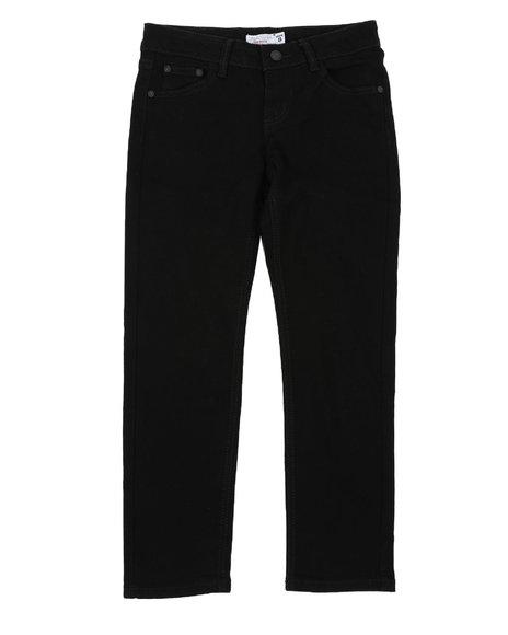 Arcade Styles - 5 Pocket Stretch Jeans (8-16)