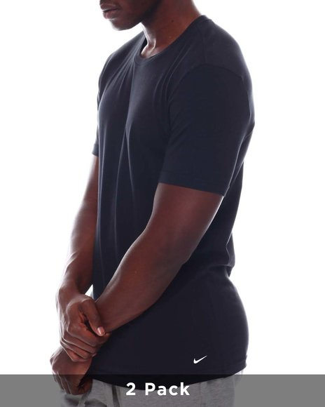 Nike - 2 Pack of Everyday Cotton Crew Neck T-Shirts
