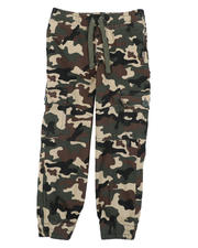 Pants - Camo Pull On Joggers (4-7)-2576874