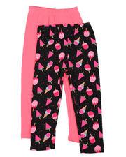 Sizes 4-6x - Kids - Leggings Twin Pack (4-6X)-2577010