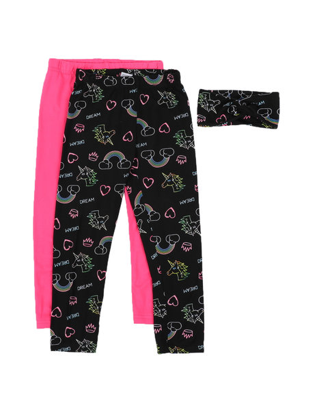 Delia's Girl - Leggings Twin Pack (4-6X)