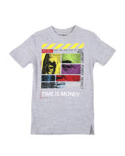 T-Shirts - Time Is Money Tee (8-20)-2575871
