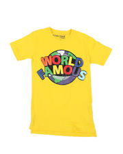 T-Shirts - World Famous Graphic Tee (8-20)-2575881