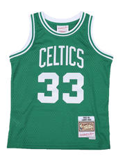 Mitchell & Ness - Swingman Jersey Boston Celtics Home 1985-86 Larry Bird (8-20)-2576137