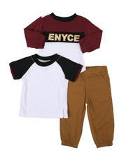Infant & Newborn - 3 Pc Knit Set (Infant)-2576152