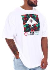 LRG - Blurred Flower Box T-Shirt (B&T)-2577729