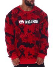 Ecko - Sponge Camo Crewneck (B&T)-2577801