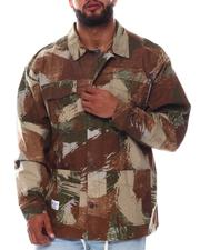 Light Jackets - Desert Camo Brush Stroke Jacket (B&T)-2577847