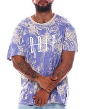 Brooklyn Cloth - Drip Marble T-Shirt (B&T)-2577849