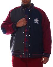 Outerwear - Oxford Varsity Jacket (B&T)-2577022