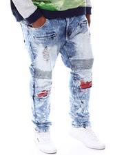 Makobi - Shredded Biker Jeans (B&T)-2577084