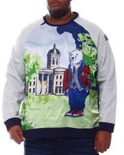 Sweatshirts & Sweaters - Collegiate Bear Crewneck (B&T)-2577995