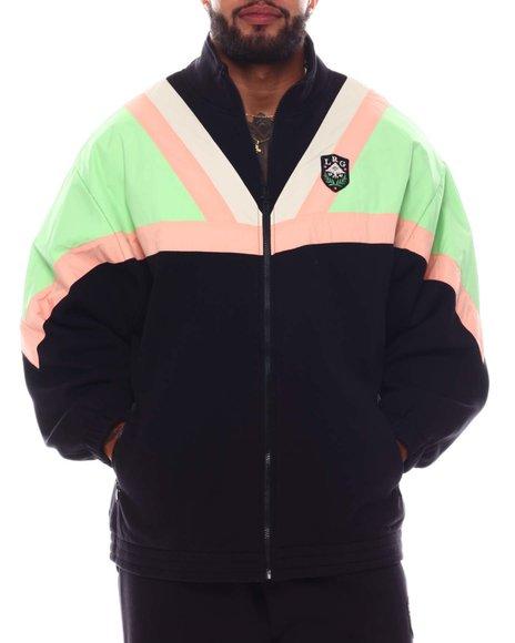 LRG - High Plains Poly Track Jacket (B&T)
