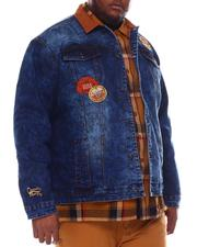 Outerwear - Blue Label Denim Jacket (B&T)-2577006
