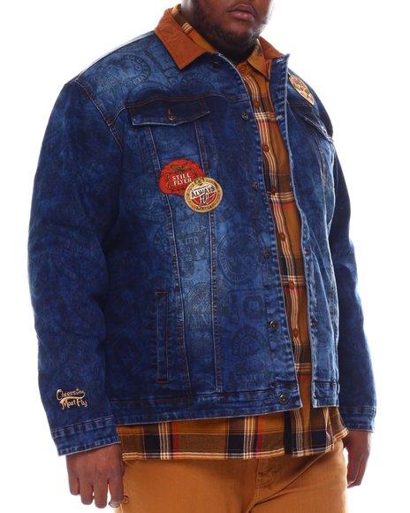 Born Fly - Blue Label Denim Jacket (B&T)