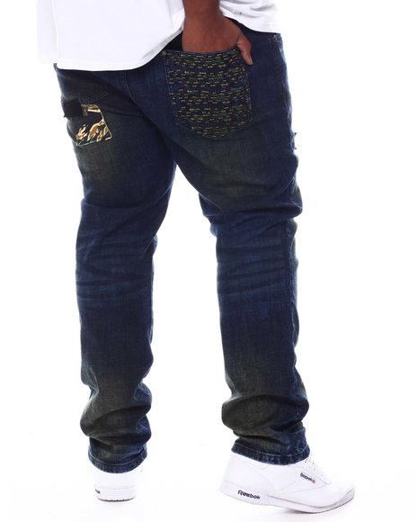 Born Fly - Wild One Denim Jeans (B&T)