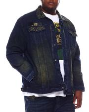 Outerwear - Outdoors Denim Jacket (B&T)-2578026