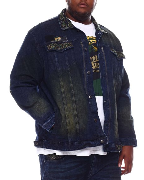 Born Fly - Outdoors Denim Jacket (B&T)