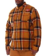Born Fly - Beer Woven Shirt (B&T)-2578101